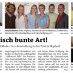 Stadtblatt im Juli 2016
