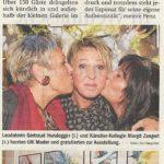Tiroler Tageszeitung im Oktober 2014